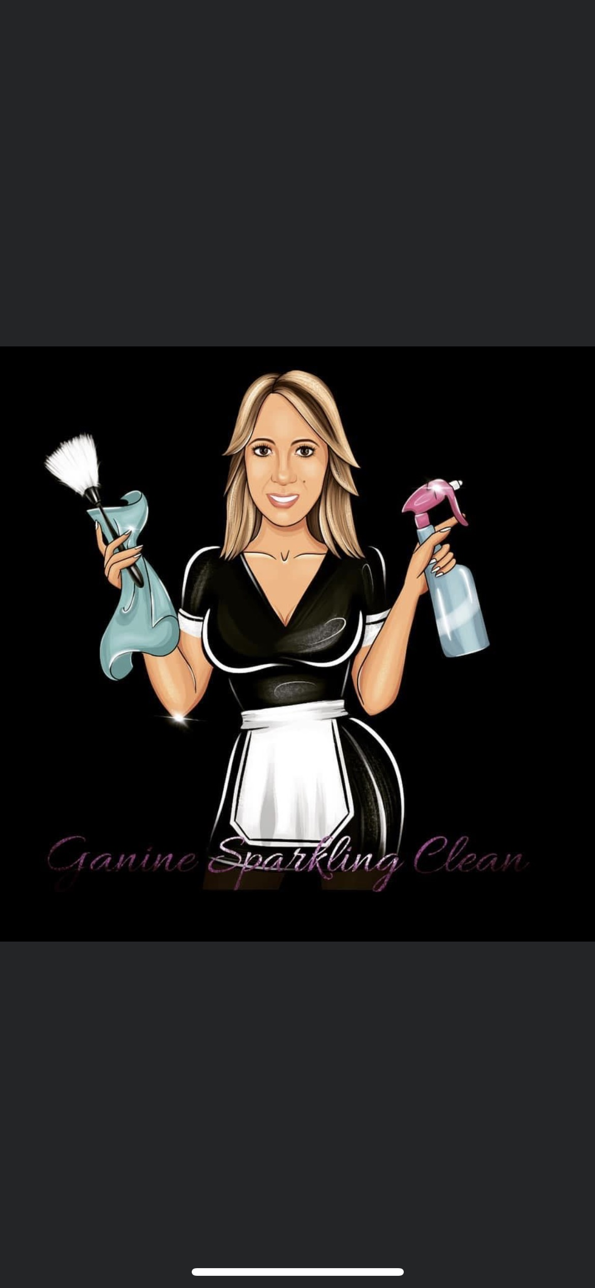 Janine's Sparkling Clean Cleaning Company