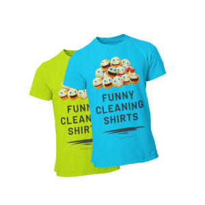 Savvy Cleaner Partner Funny Cleaning Shirts